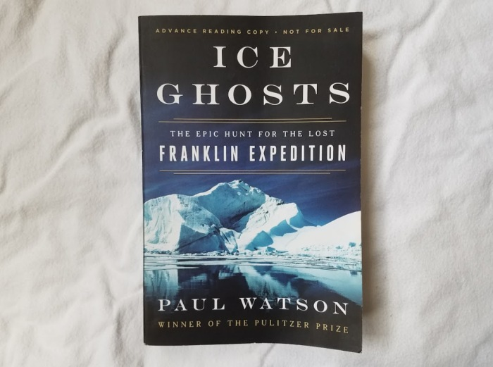 Ice Ghosts