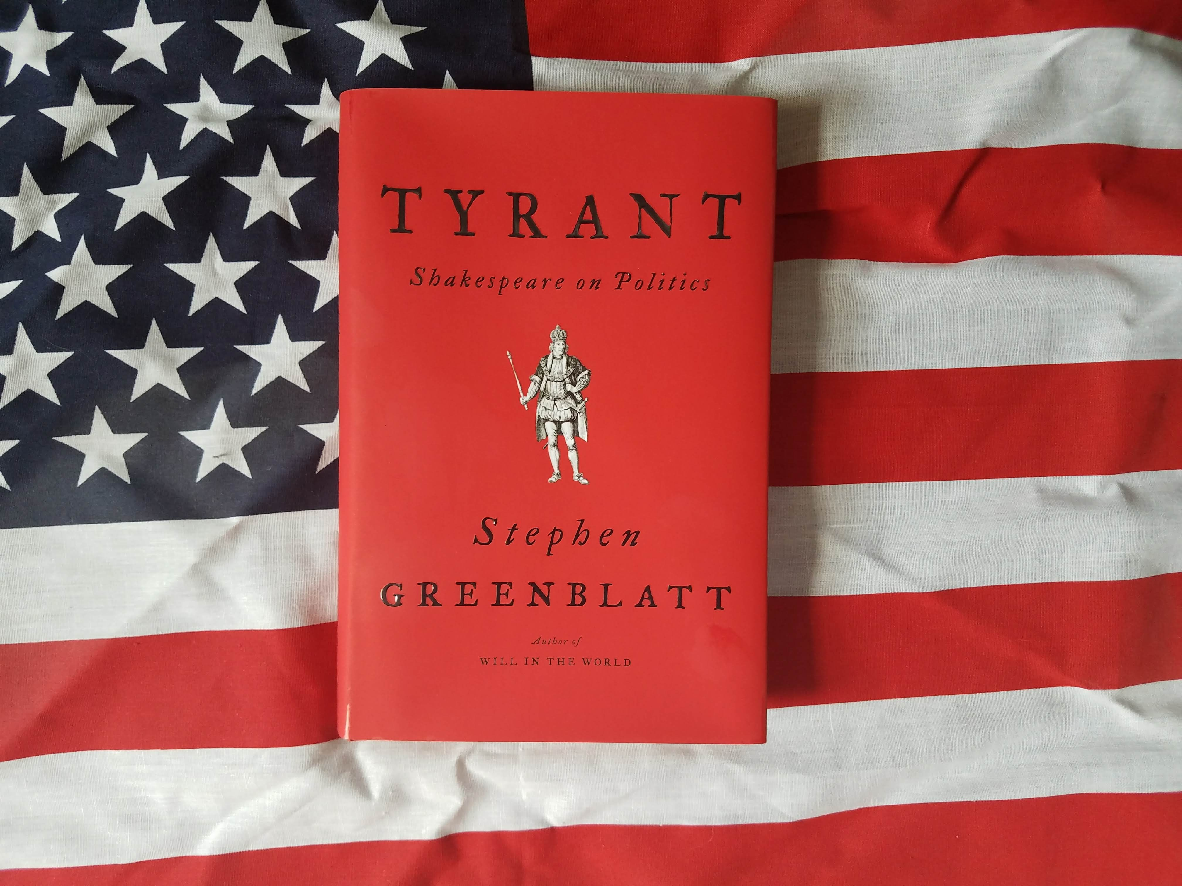 Image result for tyrant greenblatt